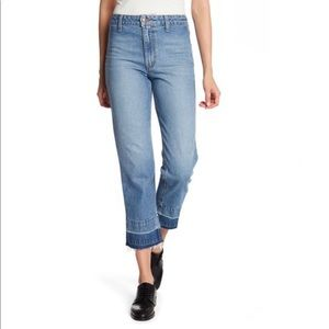 Joe's Jeans Jane Released Hem Straight Leg Jeans